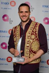 Prix coup de coeur - Jeune Chambre de Commerce de Montréal
