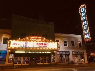 Orpheum Theatre Memphis TN 2019
