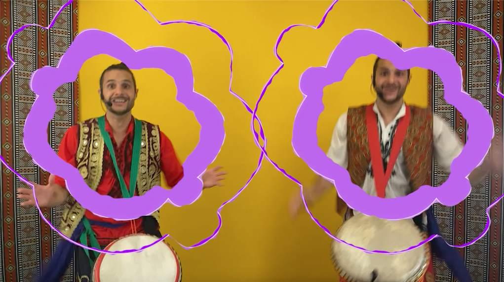 "Capsules ""Rhythms of West Africa"" !"