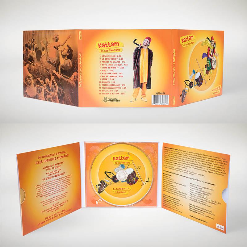 CD - Tombouctou à Bombay (fr)