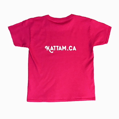 Pink t-shirt children's size